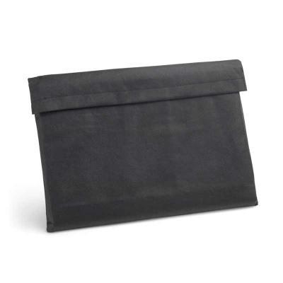 Embalagem para pastas A4. Non-woven: 90 g/m². 390 x 290 mm