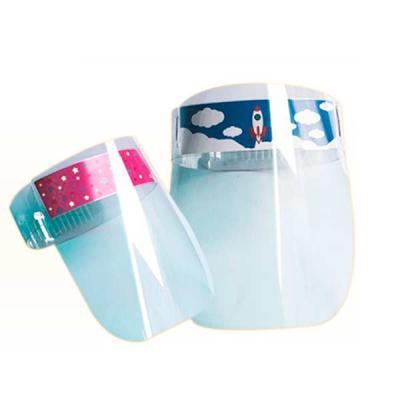 Máscara Proteção Face Shield infantil