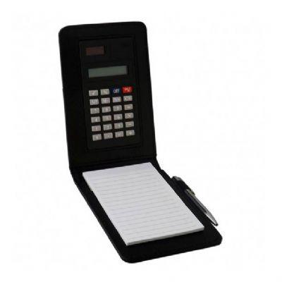 queens-brindes - Bloco de anotações com calculadora