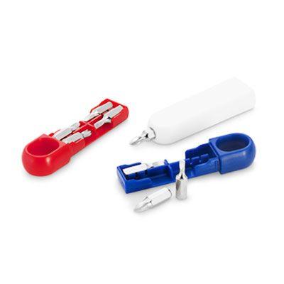 Queen's Brindes - Kit mini ferramentas