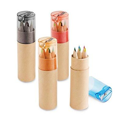 Lápis de cor - Queen's Brindes