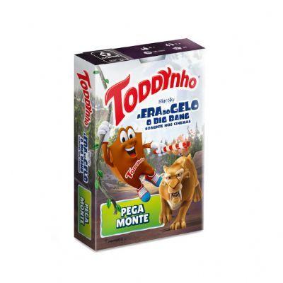 Copag - Jogo de Cartas - Toddynho Pega - Monte