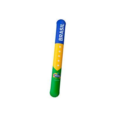 Servgela - Bastões infláveis personalizados com impressão em silk.