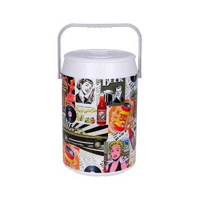 Cooler 24 latas personalizado - Servgela