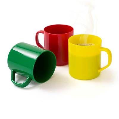 Servgela - Canecas personalizadas de plástico.