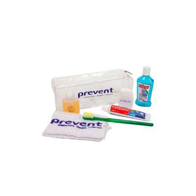 Servgela - Kit higiene personalizado.
