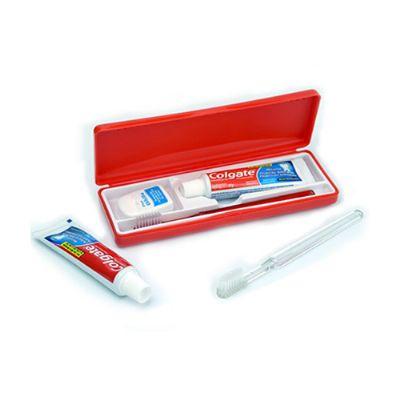 Servgela - Kit odontológico personalizado.