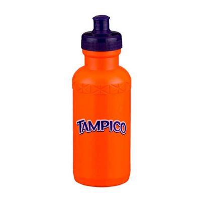 servgela - Garrafas Squeezes. Personalizadas, em material plástico e com capacidade de 500 ml.