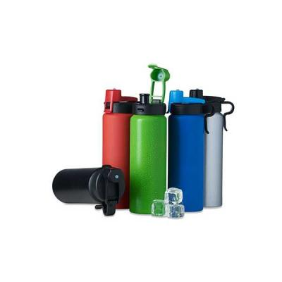 servgela - Garrafa Squeeze de Alumínio Personalizada