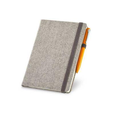 Servgela - Caderneta  sem Pauta Personalizada