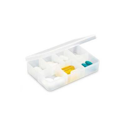 Servgela - Organizador de Comprimidos Semanal Personalizado