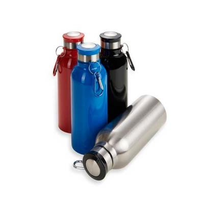 servgela - Squeeze Metálico para Brindes