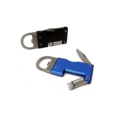 Servgela - Abridor de Metal com Lanterna Personalizado