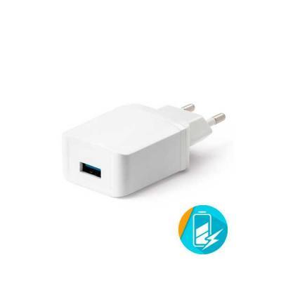 Adaptador USB Personalizado com Carregamento Rápido
