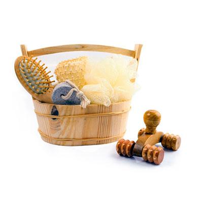 Servgela - Kit para Massagens Personalizado - Kit Banho Personalizado