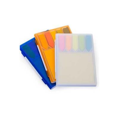 servgela - Bloco de Anotações Plástico Personalizado