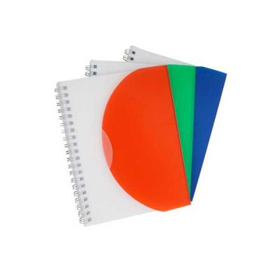 Servgela - Bloco Personalizado com capa Plástica