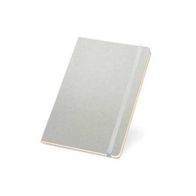 Servgela - Caderno Sem Pauta Capa Dura Personalizado