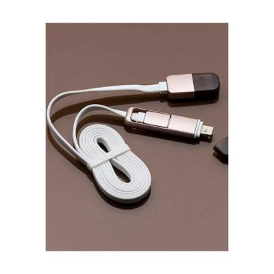 servgela - Cabo de Dados USB para Carregador Portátil Personalizado
