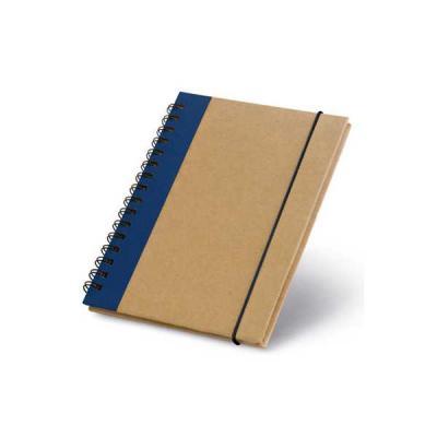 Servgela - Caderno de Capa Dura para Brindes