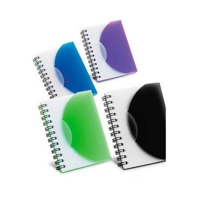 Mini Caderno de Anotações Personalizado - Servgela