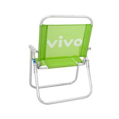 Servgela - Cadeira de Praia Personalizada
