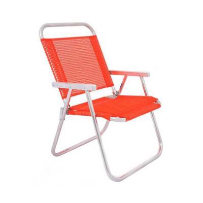 Servgela - Cadeira de Praia Aluminio