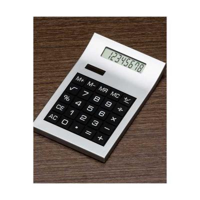 Servgela - Calculadora 8 Digitos Promocional | Calculadora Solar Personalizada em Plastico. Resistente com 8 dígitos. O produto é personalizado em tampografia. |...