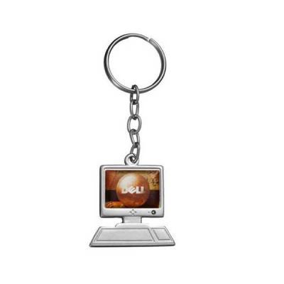 servgela - Chaveiro Resinado Computador