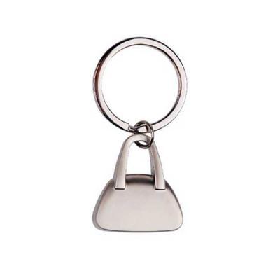 servgela - Chaveiro de Metal Bolsa Personalizada