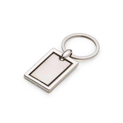 servgela - Chaveiro de Metal Giratório Personalizado