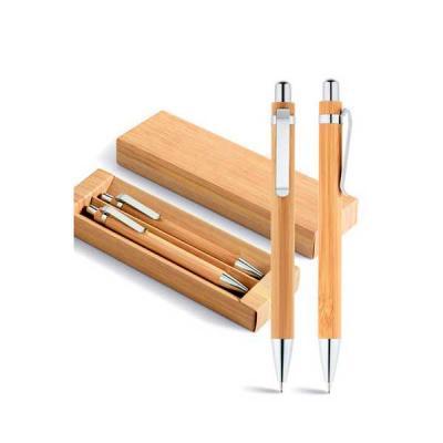 Servgela - Kit Caneta e Lapiseira Personalizadas | Kit de caneta e lapiseira personalizadas, feitas em metal brilhante, com detalhe preto, em um lindo estojo. É...