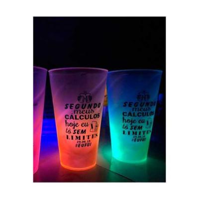 Copo Neon Personalizado