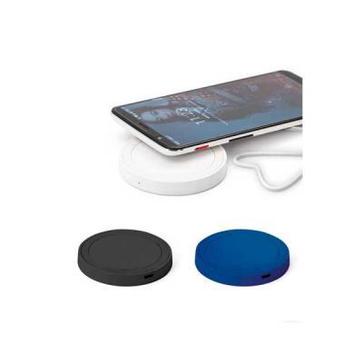 Carregador Portátil Wireless Personalizado - Servgela