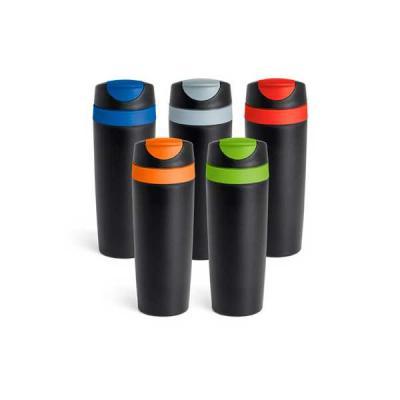 - Copo Térmico para Viagem Colorido Personalizado