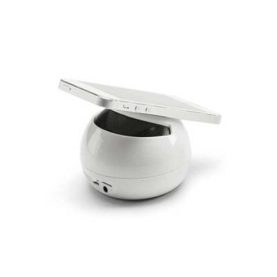 Caixa de som com Microfone Personalizada