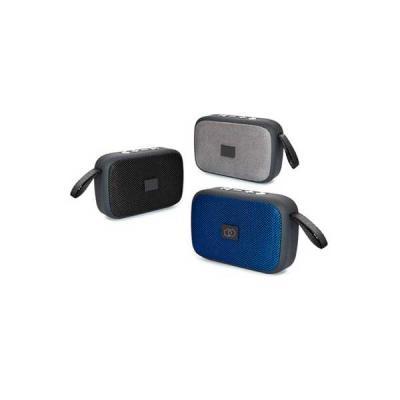 Servgela - Mini Caixa de Som Personalizada com entrada para Pen drive
