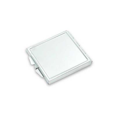 Servgela - Espelho Quadrado Personalizado para Brindes