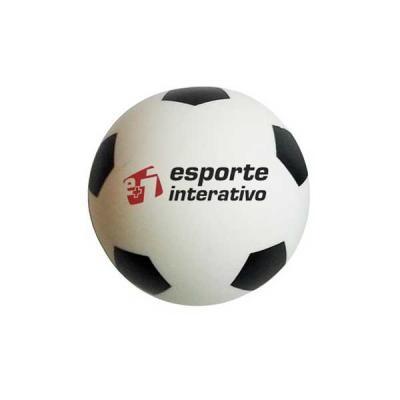 servgela - Bolas anti-stress Personalizada Futebol