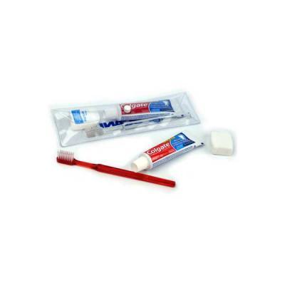 servgela - Kit Higiene Bucal Viagem