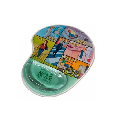 servgela - Mouse pad com Apoio em Gel Personalizado