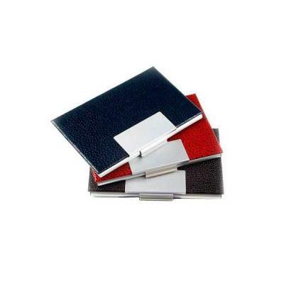 Servgela - Porta Cartão Personalizado em Couro