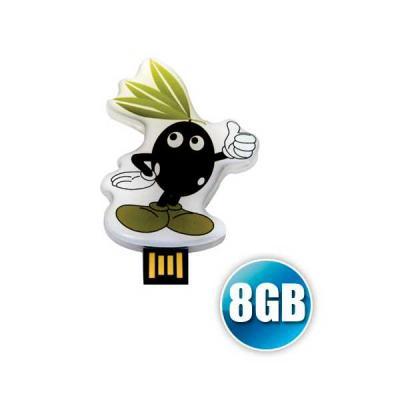 Pen drive Estilizado 8GB - Servgela