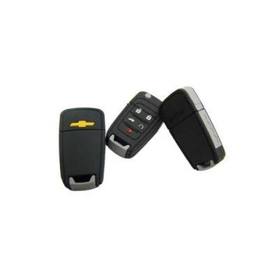 Servgela - Pen drive Emborrachado Chave 3D