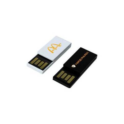 servgela - Pen drive 4gb clipe Personalizado
