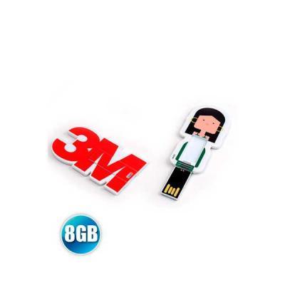 Pen drive Card Personalizado - Servgela