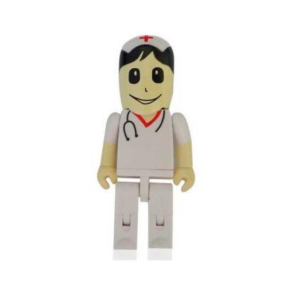 Pen drive 4 gb Promocional Enfermeiro - Servgela