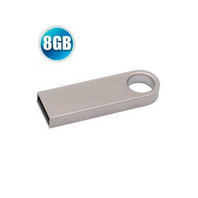 Servgela - Pen Drive Personalizado 8GB Metálico