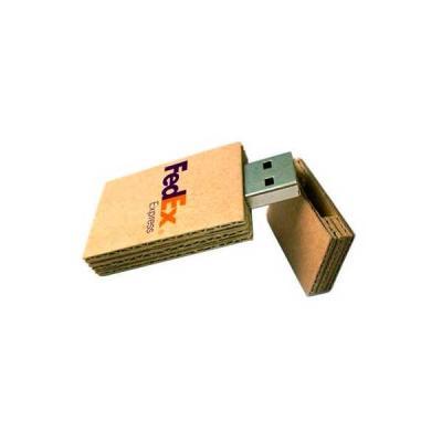 servgela - Pen drive 4gb Papel Personalizado