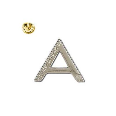 Servgela - Pins em metal Resinados Personalizados